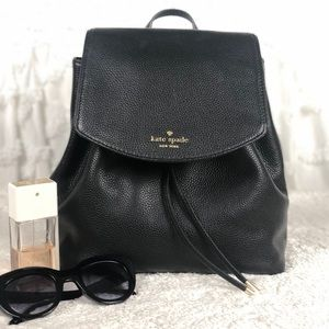 🌸OFFERS?🌸Kate Spade Pebbled Leather Backpack 🎒